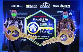 Kolaborasi BTN dan SiKasep PPDPP Mempercepat Proses Aplikasi KPR Subsidi - JPNN.com