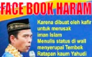 Ustaz Abdul Somad Sebut Facebook Haram? - JPNN.com