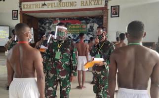 53 Pemuda Terbaik dari Papua Selatan Ingin Mengabdikan Diri Jadi Prajurit TNI AD - JPNN.com