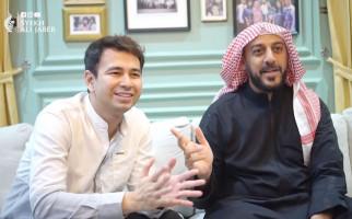 Ini Hadiah Terakhir dari Raffi Ahmad untuk Syekh Ali Jaber - JPNN.com