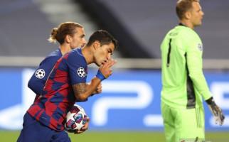 Kabar Terbaru Nasib Suarez di Barcelona Dari Koeman - JPNN.com