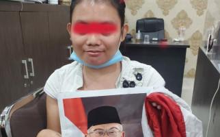 Pacaran dengan Pria Malaysia, Tak Didukung Keluarga dan Kawan, Foto Presiden Jokowi jadi Sasaran - JPNN.com