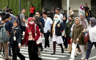 Ini Daftar Kecamatan di Jakarta yang Warganya Paling Banyak Tidak Pakai Masker - JPNN.com