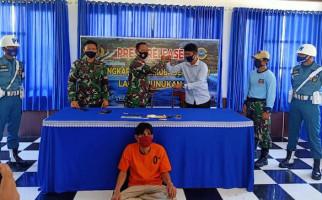 Hebat! Pasukan Elite TNI AL Tangkap Kurir Sabu-sabu di Nunukan - JPNN.com