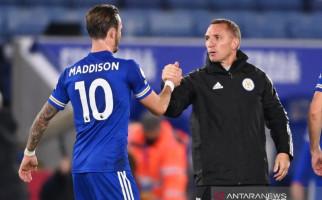 Keren! Pelatih Leicester Pecahkan Rekor Saat Timnya Menghadapi Burnley - JPNN.com