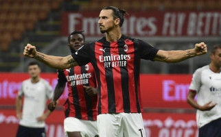 Ibrahimovic Memang Luar Biasa! - JPNN.com