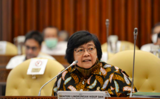 Raker dengan Komisi IV DPR, Menteri Siti Menjelaskan Program Food Estate Sumatera Utara - JPNN.com