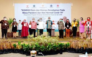 Kemenkop UKM Kembangkan UMKM Pariwisata KEK Likupang - JPNN.com