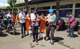 Tegang! 5 Komplotan Pecah Kaca Mobil Melawan Polisi - JPNN.com