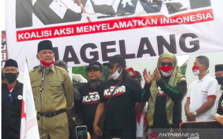 Deklarasi KAMI Dibubarkan Polisi, Uni Irma Kasihan Sama Gatot Nurmantyo - JPNN.com