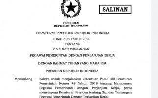 Hanif PPPK Rela Menunggu 3 Bulan Lagi - JPNN.com