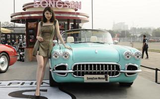 Ini Tentang Mobil Songsan, Bukan soal Perempuan di Sebelahnya - JPNN.com