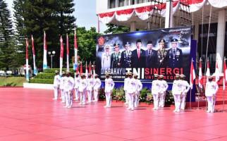 KSAL Laksamana Yudo Peringati HUT ke-75 TNI di Istana Negara - JPNN.com