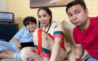 Rafathar Demam Tinggi, Raffi Ahmad: Doain ya Cepat Sembuh - JPNN.com