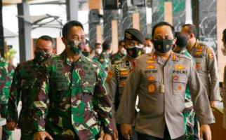 Jenderal Andika dan Komjen Gatot Datangi Kantor BPJS Kesehatan, Ini yang Dilakukannya - JPNN.com
