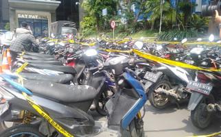 Puluhan Motor Diamankan Polisi saat Demo di Jakarta, Begini Prosedur Pengambilannya - JPNN.com