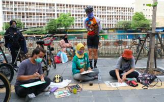 Semarang Sketchwalk Bikin Pak Ganjar Berdecak Kagum - JPNN.com