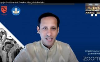Mendikbud Nadiem Makarim: Saya Kagum dan Bangga - JPNN.com