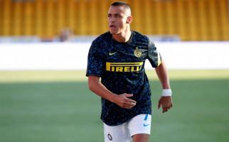 Alexis Sanchez Kemungkinan Absen dalam Derbi Milan - JPNN.com