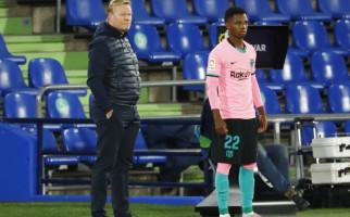Barcelona Kalah, Koeman Malah Mempermasalahkan Hal Ini - JPNN.com