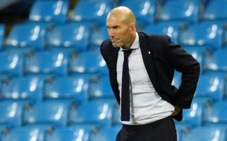 Madrid Kalah Dari Tim Promosi, Zidane Geram - JPNN.com