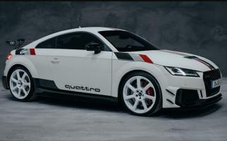 Audi TT RS Abadikan Identitas Quattro, Baca Selengkapnya di Sini - JPNN.com
