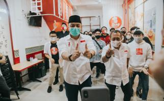 Pesan Eri Cahyadi Buat Sukarelawan: Kalau Mau Syukuran Cukup Tumpengan Sederhana - JPNN.com