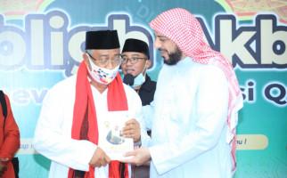 Cawalkot Tidore Kepulauan Ini Dapat Panduan Menghafal Al-Qur'an dari Syekh Ali Jaber - JPNN.com