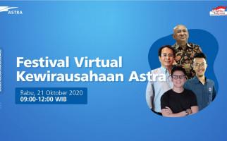 Festival Kewirausahaan Astra Hadir untuk Dorong Semangat Para Wirausaha Muda - JPNN.com