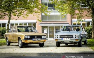 Volkswagen K 70 Kini Genap Berusia 50 Tahun - JPNN.com