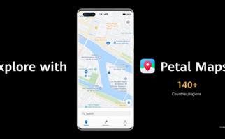 Huawei Rilis Petal Maps untuk Saingi Google Maps - JPNN.com