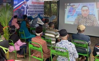 Kawal Program UPPO dan Penyerahan Alsintan, Ibas: Petani Produktif dan Sejahtera, Indonesia Maju - JPNN.com