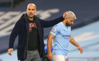 Guardiola Sangat Kehilangan Sergio Aguero - JPNN.com