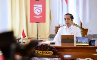 Presiden Lepas Ekspor Serentak UMKM, Waketum KADIN: Sangat Memotivasi Kami - JPNN.com