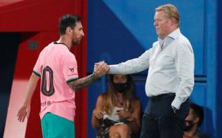 Koeman Bantah Klaim Setien Soal Messi - JPNN.com