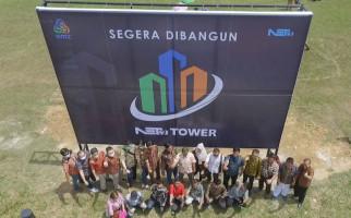PT SMI Bangun Net89 Tower dengan Fasilitas Mewah - JPNN.com