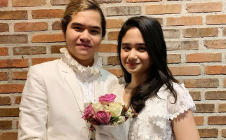Reaksi Dul Jaelani dan Tissa Biani Ditanya Isu Sudah Nikah Siri - JPNN.com
