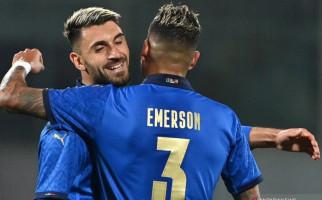 Lumayan Banyak Juga Nih Golnya Italia, Apalagi Tanpa Balas! - JPNN.com