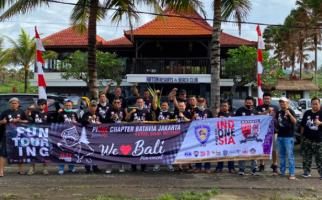 Ratusan Komunitas Pajero Touring dan Mempromosikan Pariwisata Bali - JPNN.com