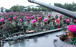 Daftar Nama 38 Pati TNI AL Terkena Mutasi Termasuk Brigjen TNI Marinir Bambang Sutrisno - JPNN.com