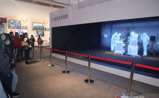 Museum COVID-19 di Wuhan Sedot Puluhan Ribu Turis Setiap Hari - JPNN.com