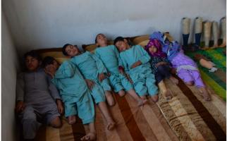 Sungguh Menyedihkan, Sudah 26.025 Anak jadi Korban Peperangan di Afghanistan - JPNN.com