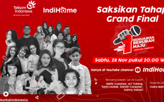 IndiHome Semua Bisa Berubah Maju Cover Song Competition Bakal Lahirkan Penyanyi Baru - JPNN.com