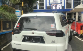 Pengemudi Pajero Berpelat RI 1 Sudah Dipulangkan - JPNN.com