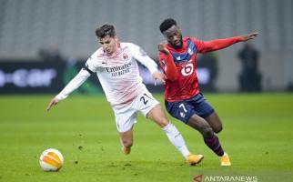 Liga Europa: Tanpa Ibrahimovic Milan Tak Berdaya Salip Lille - JPNN.com