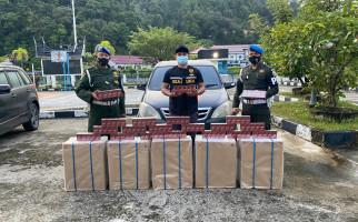 Jelang Akhir Tahun, Bea Cukai Makin Gencar Gempur Rokok Ilegal - JPNN.com