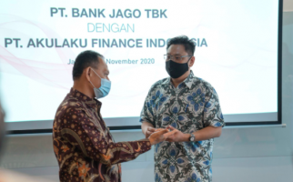Tingkatkan Penyaluran Kredit, Akulaku Finance dan Bank Jago Jalin Kerja Sama - JPNN.com