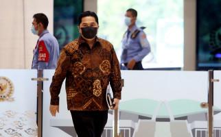 Berganti Identitas Baru, Begini Harapan Erick Thohir Pada Telkomsel - JPNN.com