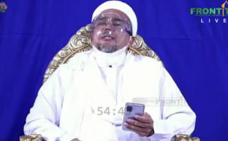 Habib Rizieq: Saya Meminta Maaf kepada Semua Masyarakat - JPNN.com
