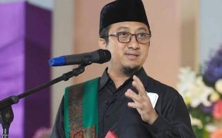 Heboh Hujan Es di Masjidil Haram, Ustaz Yusuf Mansur Ingatkan Hal ini - JPNN.com